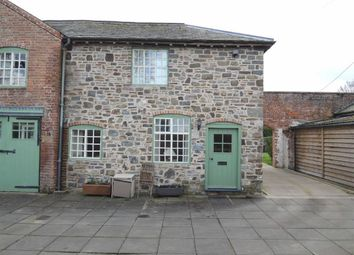 Thumbnail 2 bed end terrace house to rent in Stable Cottage, Old Rectory, Montgomery, Powys