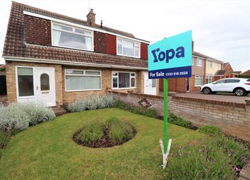 3 bed semi-detached house for sale in Birkdale Road, Stockton-On-Tees TS18