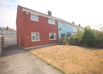 Thumbnail 3 bed property for sale in Maker Road, Torpoint
