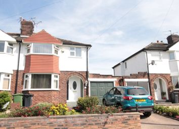 Thumbnail 3 bed semi-detached house for sale in Emmett Street, Barnton, Northwich