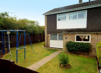 Thumbnail 3 bedroom semi-detached house for sale in Three Corner Drive, Old Catton, Norwich