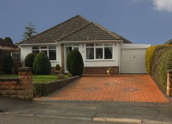 Thumbnail 4 bed detached bungalow for sale in Overlea Drive, Deeside