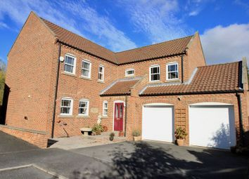 Thumbnail 5 bed detached house for sale in Reynard Court, Willingham By Stow, Gainsborough