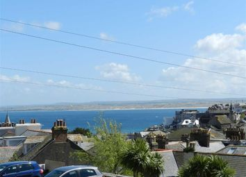 Thumbnail 1 bed flat for sale in Windsor Terrace, St. Ives