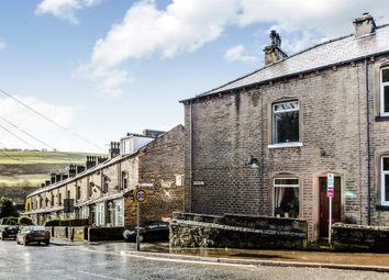 Thumbnail 3 bed end terrace house for sale in Plainfield, Sowerby Bridge