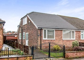 Thumbnail 3 bedroom bungalow for sale in Newquay Avenue, Ainsworth, Bolton