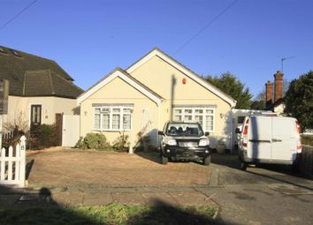 Thumbnail 3 bed detached bungalow for sale in Halford Road, Ickenham