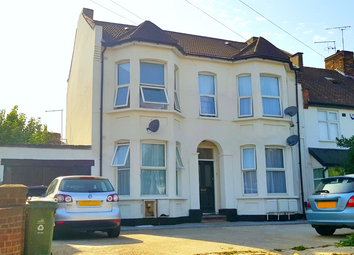 Thumbnail 1 bed flat to rent in Drayton Road, Leytonstone