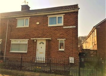Thumbnail 3 bed end terrace house for sale in Bordesley Green, Middlesbrough