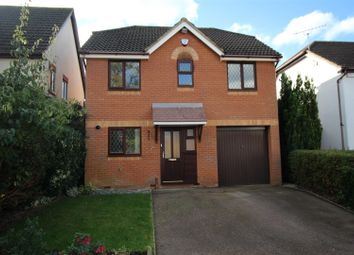 Thumbnail 4 bed detached house for sale in Bellamy Road, Maidenbower, Crawley
