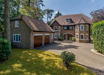 Thumbnail 6 bed detached house for sale in Andover Road, Newbury, Berkshire