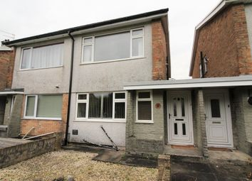 Thumbnail 2 bed semi-detached house to rent in Woodfield Park Crescent, Woodfieldside, Blackwood
