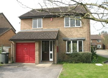Thumbnail 4 bedroom detached house to rent in Clare Gardens, Egham