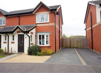 Thumbnail 3 bedroom semi-detached house for sale in Abbeydale Road, Manchester