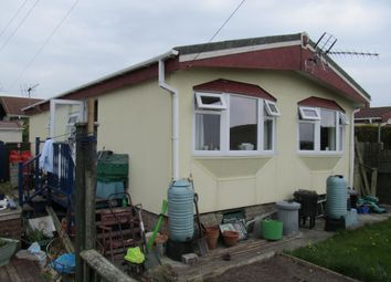 Thumbnail 2 bedroom mobile/park home for sale in Goonavean Park (Ref 4981), Foxhole, St Austell, Cornwall