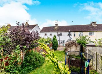 Thumbnail 3 bed terraced house for sale in Wedmore Road, Hitchin