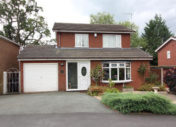Thumbnail 3 bed detached house to rent in Perry Road, Gobowen, Oswestry