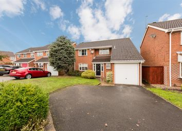 Thumbnail 4 bed detached house for sale in Kirkstone Way, Lakeside, Brierley Hill