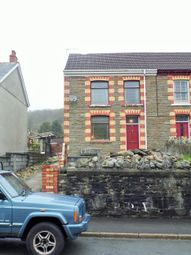 Thumbnail 2 bed semi-detached house for sale in Heol Tawe, Abercrave, Swansea