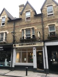 Thumbnail Retail premises for sale in Little Clarendon Street, Oxford