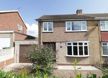 Thumbnail 3 bed semi-detached house for sale in Grange Road, Rawmarsh, Rotherham, South Yorkshire