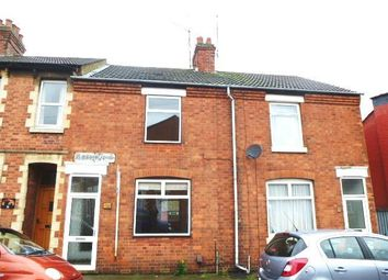 Thumbnail 3 bed terraced house to rent in Clarence Road, Kettering