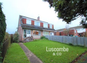 Thumbnail 3 bed semi-detached house to rent in Pilton Vale, Newport