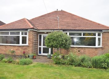 Thumbnail 3 bed bungalow for sale in Rotherwood Drive, Ashby De La Zouch