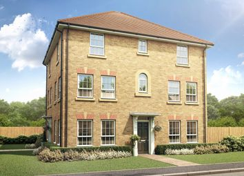 "Thumbnail 3 bed end terrace house for sale in ""Brentford"" at Mount Street, Barrowby Road, Grantham"