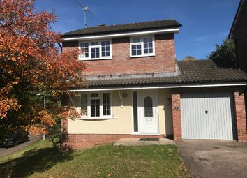 Thumbnail 3 bed detached house to rent in Hook Close, Osbaston, Monmouth
