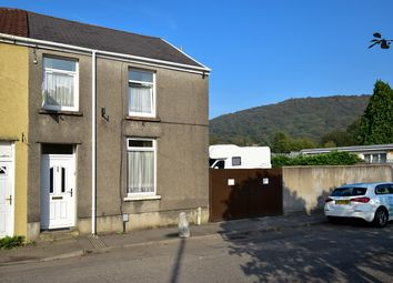 Thumbnail 4 bed semi-detached house for sale in Church Street, Briton Ferry, Neath
