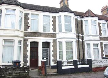 Thumbnail 5 bedroom terraced house for sale in Tewkesbury Street, Cardiff