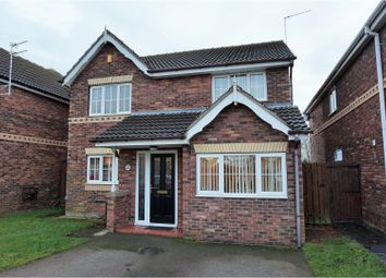 Thumbnail 4 bed detached house for sale in Fiddlers Drive, Armthorpe, Doncaster