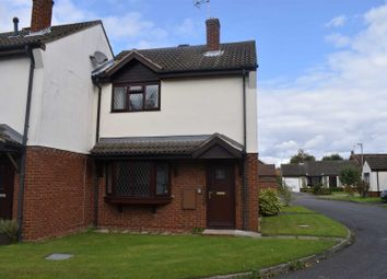Thumbnail 2 bed semi-detached house to rent in Leeks Close, Southwell, Southwell
