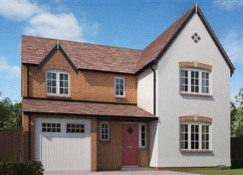 Thumbnail 4 bed detached house for sale in The Ashbourne, Efflinch Lane, Barton Under Needwood