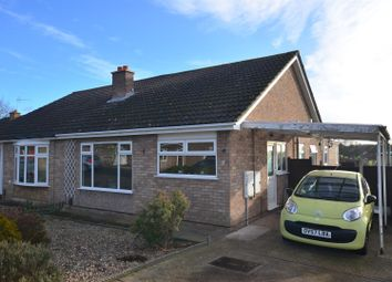 Thumbnail 3 bed semi-detached bungalow for sale in Swayfield Close, Mickleover, Derby