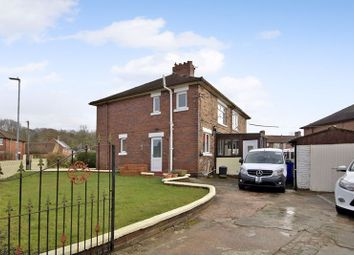 3 bed semi-detached house for sale in Croxden Road, Abbey Hulton, Stoke-On-Trent ST2