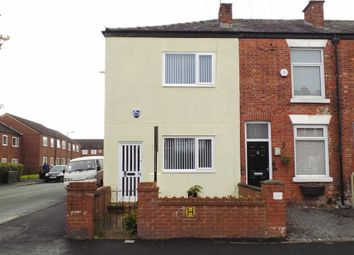 Thumbnail 3 bedroom end terrace house for sale in Greg Street, Reddish, Stockport