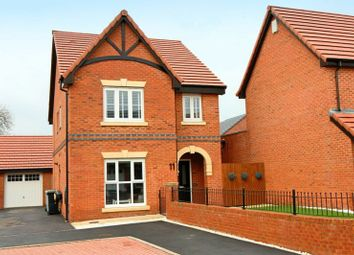 Thumbnail 4 bed detached house for sale in Russ Close, Scholar Green, Stoke-On-Trent