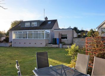 Thumbnail 4 bed detached house for sale in Mackenzie Drive, Forres
