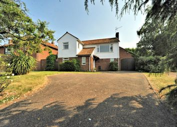 Thumbnail 4 bed detached house for sale in South Corner, Brancaster, King's Lynn