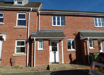 Thumbnail 2 bed terraced house to rent in Bullfinch Drive, Harleston