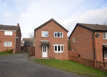 Thumbnail 3 bed detached house for sale in Sheerwater Drive, Ecton Brook, Northampton