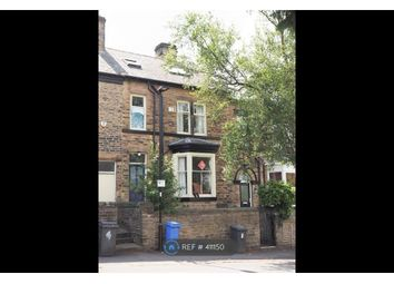 Thumbnail 5 bed terraced house to rent in Beaufort Road, Sheffield