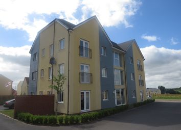 Thumbnail 2 bed flat for sale in Morgan Sweet, Cranbrook, Exeter