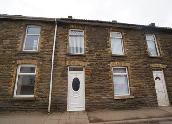 Thumbnail 2 bed terraced house for sale in Risca Road, Cross Keys, Newport