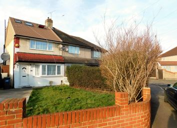 Thumbnail 4 bed semi-detached house for sale in The Alders, Hanworth