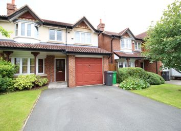 Thumbnail 4 bed detached house to rent in Merridale Road, Manchester