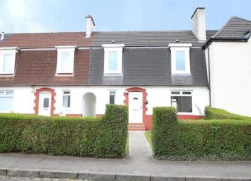 Thumbnail 3 bed terraced house for sale in Cowdenhill Place, Knightswood, Glasgow