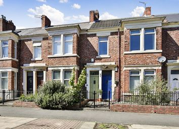 Thumbnail 4 bed flat for sale in Woodbine Street, Gateshead